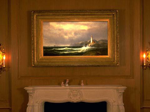 For Framed Art Lighting You Should Use